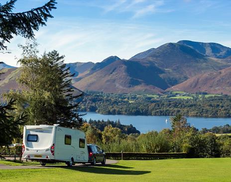 Castlerigg Hall Caravan & Camping Park
