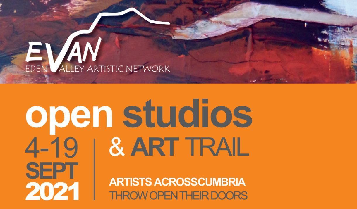 Eden Valley Artistic Network Open Studios and Art Trail