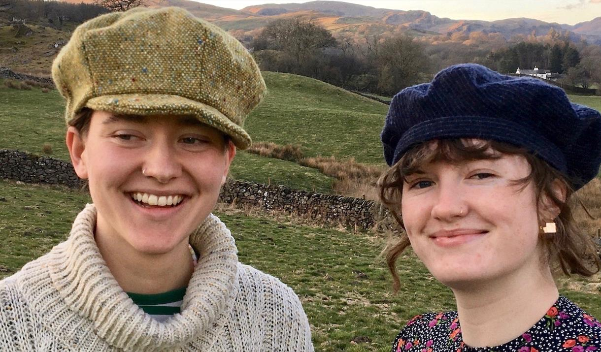 Construct your own beret or cap at Cowshed Creative