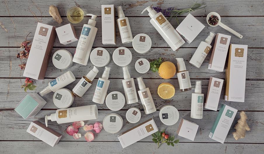 Pure Lakes Handmade Natural Skincare
