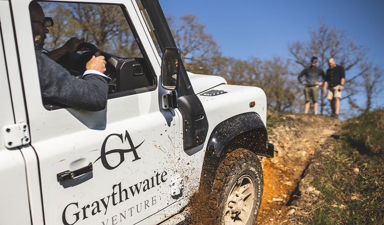 Expedition Experience with Graythwaite Adventure