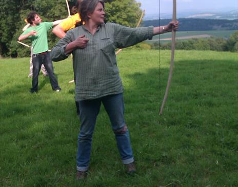 Make a Traditional English Longbow