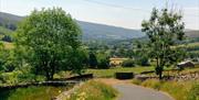 Take in the views - Settle To Carlisle Railway