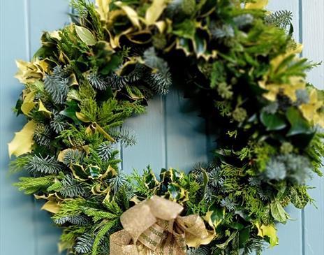 Christmas Wreath & Swag Making
