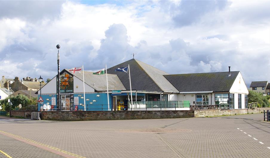 Lake District Coast Aquarium Maryport