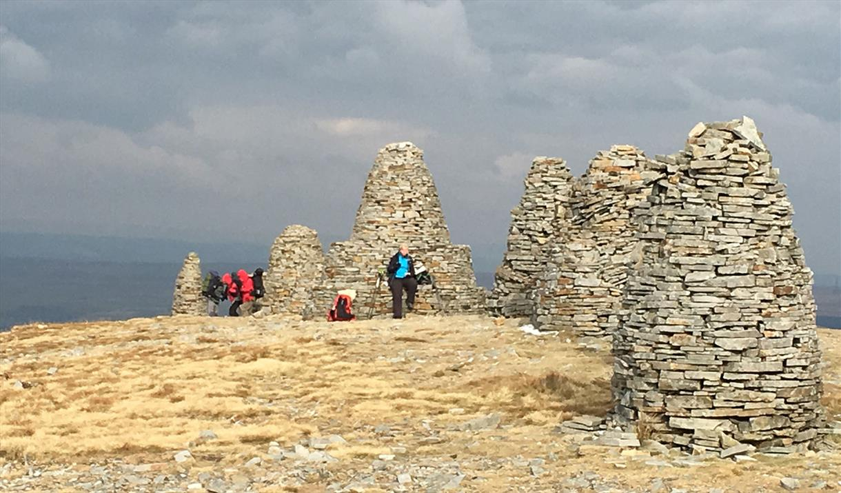 Mountain Walking with Adventure Vertical