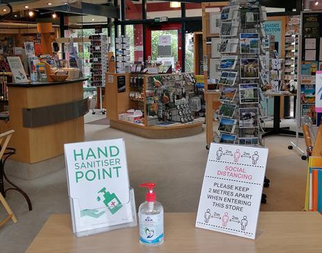 Coniston Tourist Information Centre