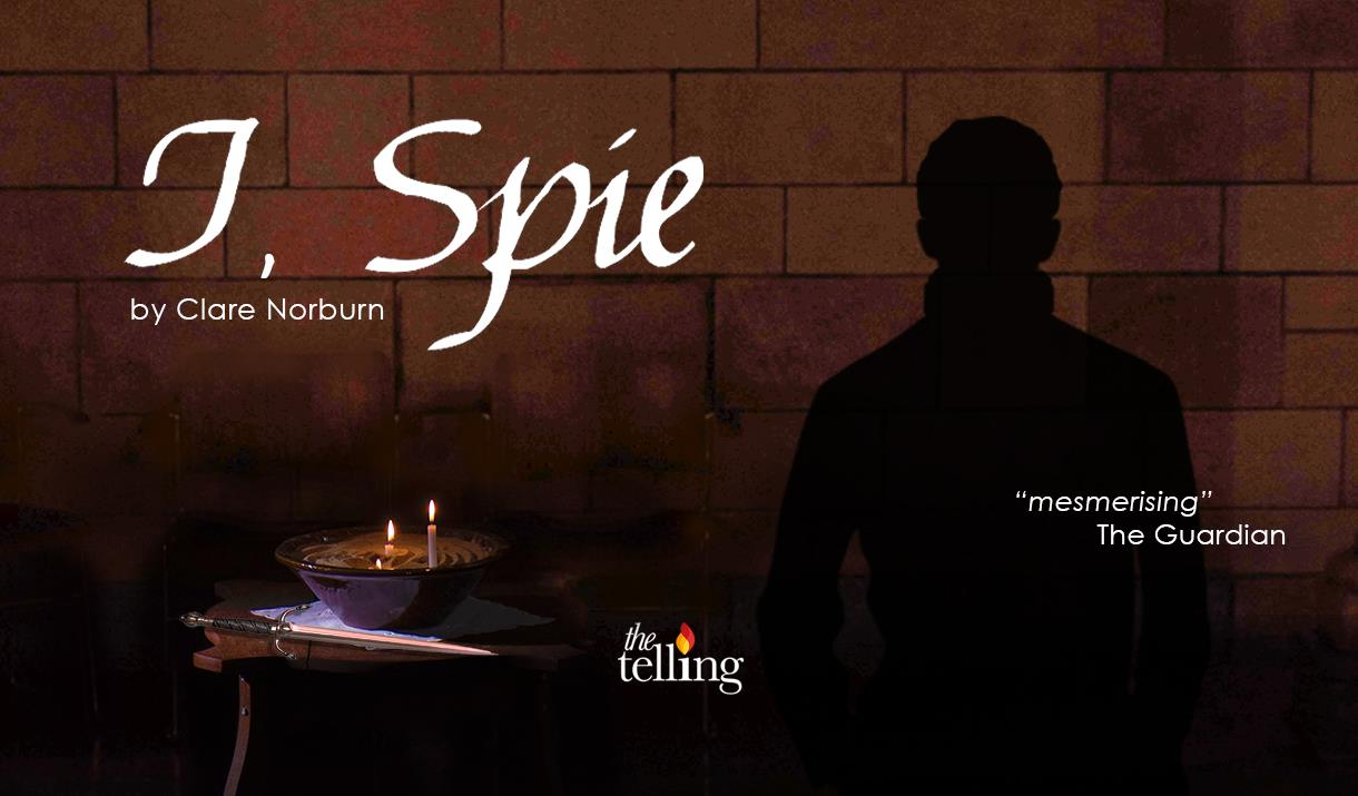 I, Spie: the imagined story of John Dowland's brush with the Secret Service