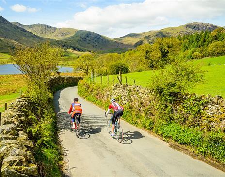 Coast to Coast Packhorse - Cycling