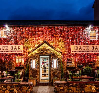 Back Bar Christmas Party
