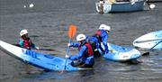 Mere Mountains - Kayaking