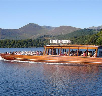 Keswick Launch Co - Lake Cruises on Derwentwater