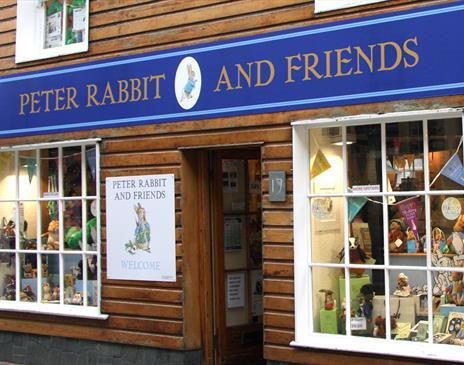 Peter Rabbit & Friends Hawkshead