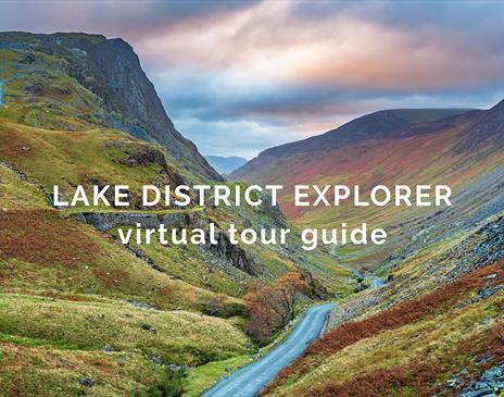Lake District Explorer Road Tour App