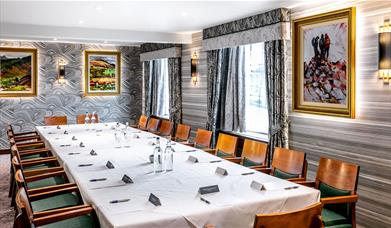 Meetings & Conferences at Lodore Falls Hotel & Spa