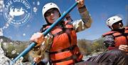 Lake District White Water Rafting