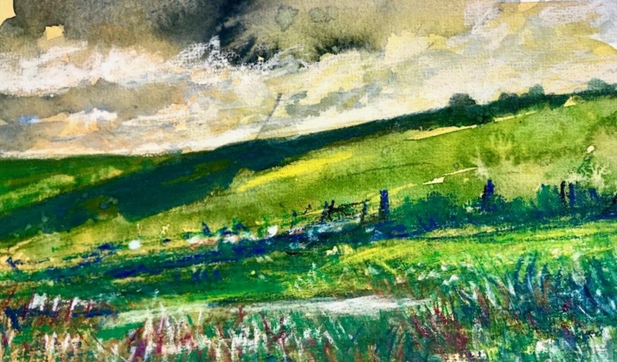 Lakeland Landscape: Watercolour & Mixed Media at Cowshed Creative