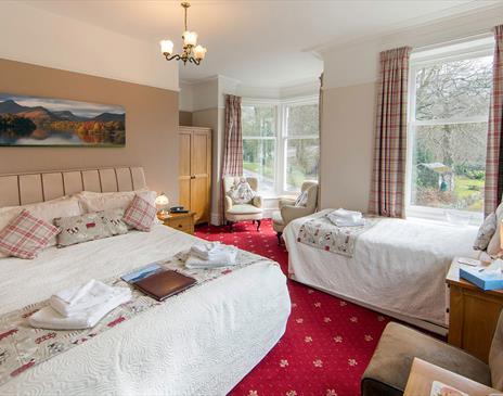 Laurel Bank Bedroom