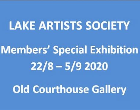 Lake Artists Society Members' Exhibition