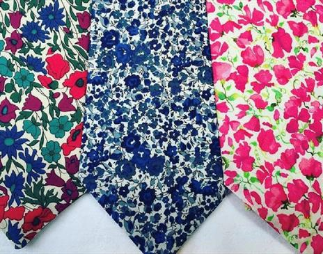 Make a Traditional Tana Lawn Tie at Hare Hill Barn