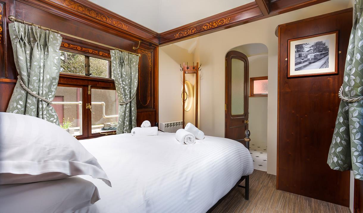 Maid of Kent Double bedroom