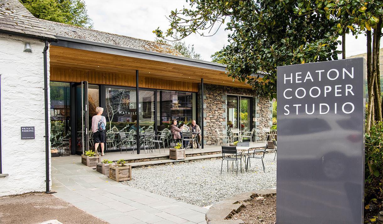 The Heaton Cooper Studio