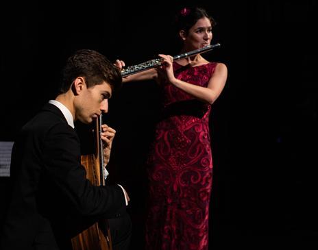 Meraki Duo - Flute and Guitar concert