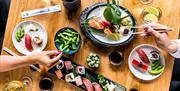 Mizu Pan-Asian Restaurant