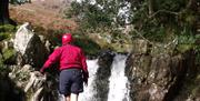 Mere Mountains - Ghyll Scrambling