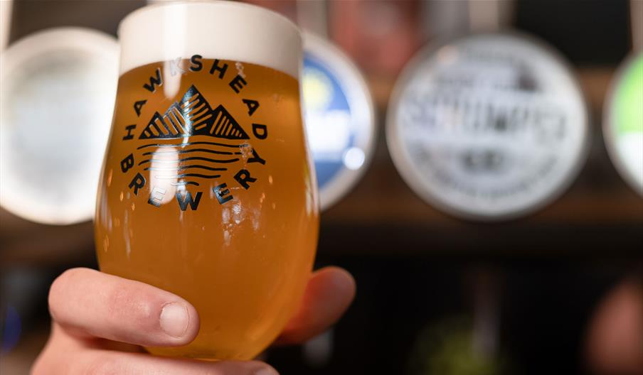 Hawkshead Brewery & Beer Hall