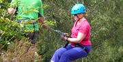 Abseiling with Adventure Vertical