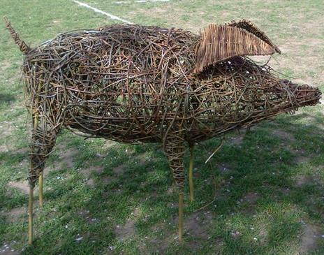 Willow Bird or Piglet Workshop