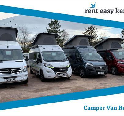 Rent Easy Camper Van Rental, Kendal
