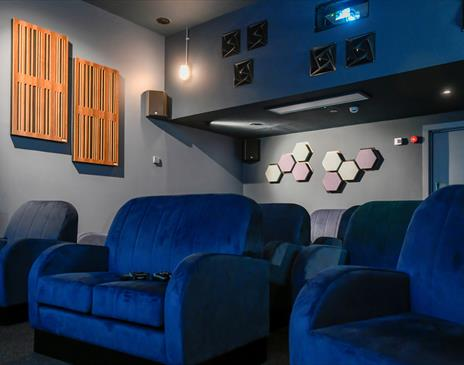Digital Lounge at Brewery Arts