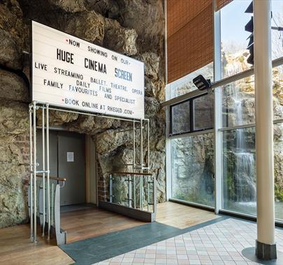 The Rheged Centre Cinema