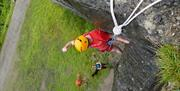 Inclusive rock climbing with Anyone Can