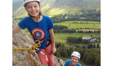 Introduction to Rock Climbing with West Lakes Adventure