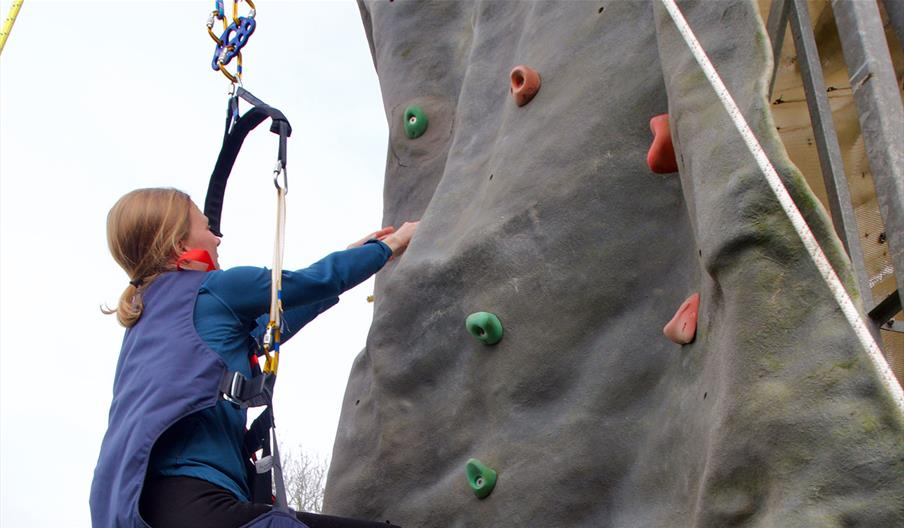 Inclusive Rock Climbing in the Lake District with Anyone Can