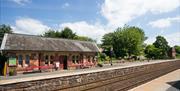 Appleby Station - Settle To Carlisle Railway. Photo by Stuart Petch.