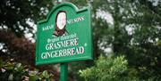 Grasmere Gingerbread shop