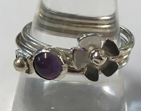 Three Silver Rings Workshop