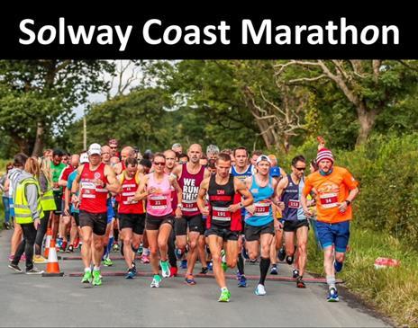 Solway Coast Marathon