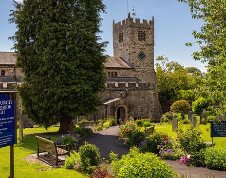 St. Andrew's Church, Sedbergh