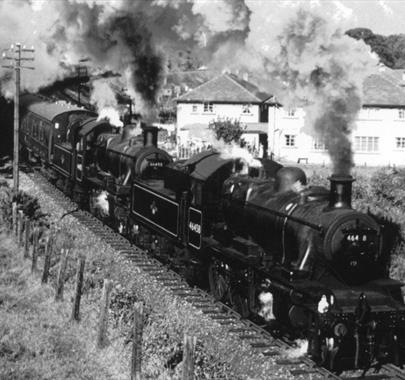 Rails, Trails and Steamy Tales: The history of the Cockermouth, Keswick and Penrith Railway