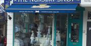 The World of Beatrix Potter Nursery Shop