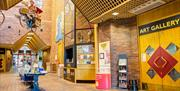 Tullie House Museum and Art Gallery by D&H Photographers