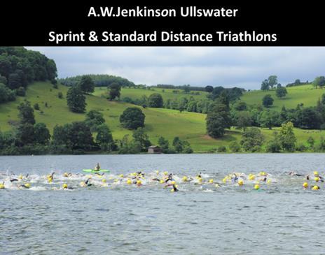 AW Jenkinson Ullswater Triathlons