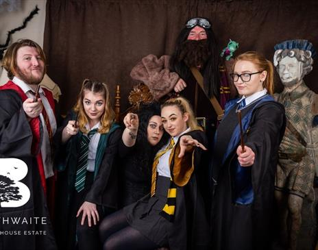 An evening with Harry Potter