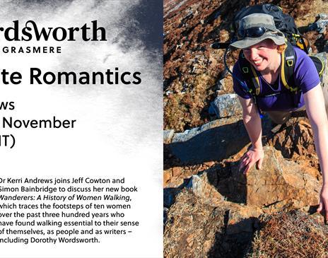 Disparate Romantics: Kerri Andrews