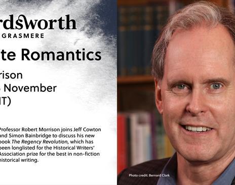 Disparate Romantics: Robert Morrison